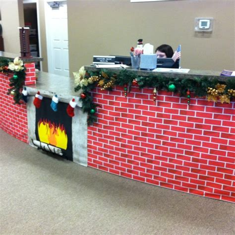28 office christmas decorating ideas pictures