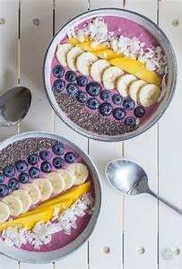 Ideen Gesundes Frühstück : einfaches grundrezept f r acai bowl gute laune power fr hst ck rezept zum superfoodsamstag ~ Eleganceandgraceweddings.com Haus und Dekorationen