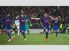 Video Highlights FC Barcelona v Paris SaintGermain FC