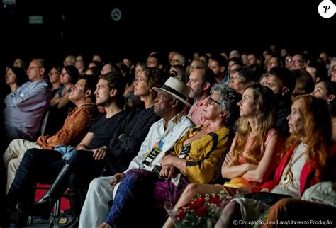 Durante o evento foi exibido o documentário Pitanga, uma ...
