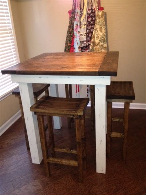 Married Filing Jointly (mfj) Finished Kitchen Pub Tables