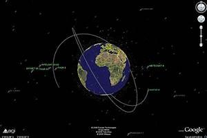 real-time satellite photos