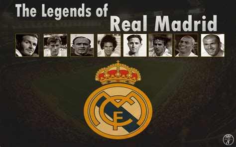 productions  legends  real madrid