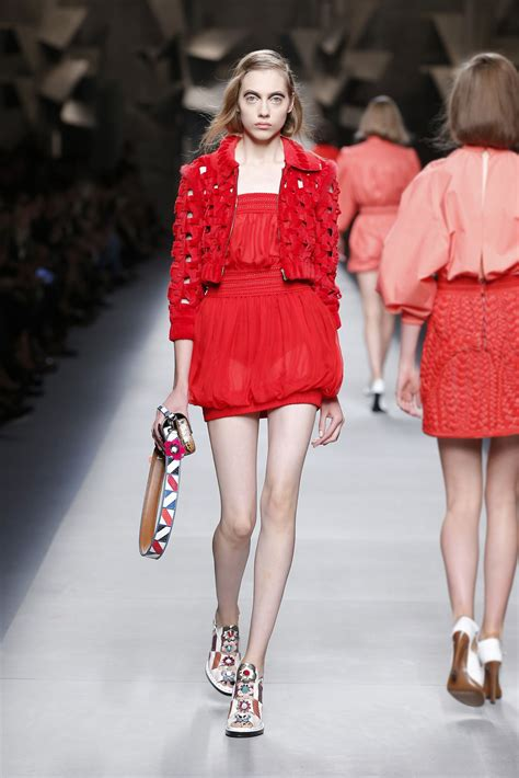 Sommer Trends 2016 by Fendi Summer 2016 S Collection The Beep