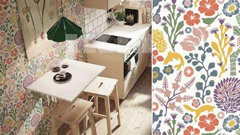 papiers peints cuisine vinyle faut il oser le papier peint dans la cuisine