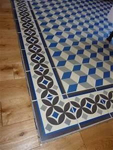Tapis Carreaux De Ciment Saint Maclou : 1000 images about carreaux de ciment on pinterest tile cement tiles and cuisine ~ Nature-et-papiers.com Idées de Décoration