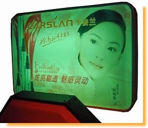 Cadre Lumineux Message : panneaux lumineux led changement de couleur animation ~ Teatrodelosmanantiales.com Idées de Décoration