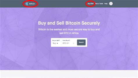 All that's left to do is watch how your new crypto investments do, until you're ready to buy or sell. How to Buy and Sell Bitcoin in Nigeria on Bitkoin Africa - Nigeria Technology Guide