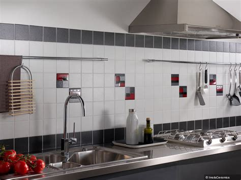 carrelage mur cuisine moderne stunning cuisine carrelage mural noir images seiunkel us seiunkel us