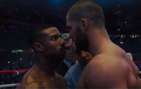 new trailer and official poster for creed ii released nme