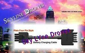 parrot bebop  battery charging cable   ebay