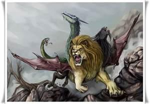 Chimera Greek Mythology Creature