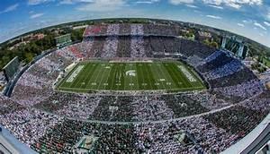 Spartan Stadium Named Collegiate Football Field Of The