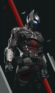 Arkham Knight by Mik4g on DeviantArt