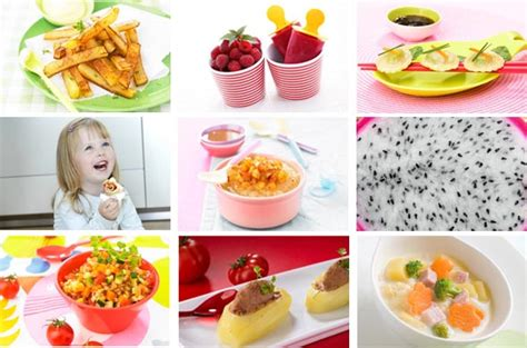 cuisine 18 mois quelles recettes de petits pots pour bébé de de 18 mois