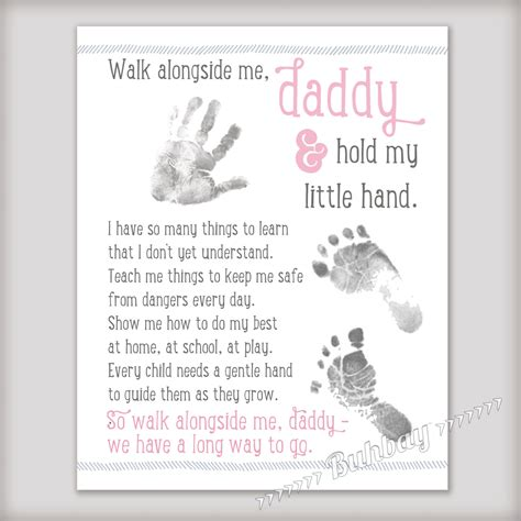 walk   daddy   printable instant