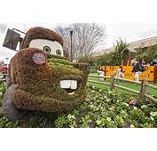 Epcot International Flower & Garden Festival 2016 New And