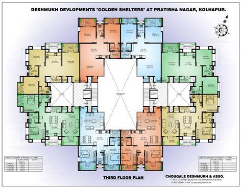 house build plans 4 bedroom apartment floor plans apartment building floor