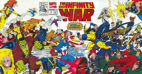 infinity war vol   marvel  fandom powered