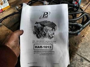 Psi Ls1 T56 Standalone Wiring Harness - Ls1tech