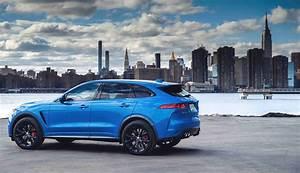 Wallpaper Jaguar F-Pace SVR, 2019 Cars, SUV, 4K, Cars