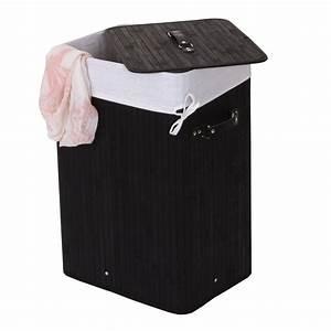 Wäschekorb Skandinavisches Design : w schekorb hwc c21 laundry w schebox w schesammler w schebeh lter w schetonne bambus ~ Markanthonyermac.com Haus und Dekorationen