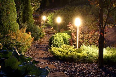 lade giardino led illuminazione per giardini esterni ispirazione per la casa