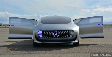 DRIVEN: Mercedes-Benz F 015 Luxury In Motion in SF Paul ...