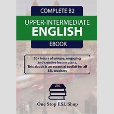 B2 Upperintermediate English Complete Course Book Lesson Plans Esl  Efl 50hrs  Shops, The O