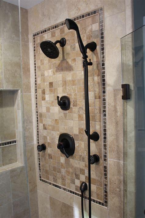 Stock it with barware and media. Elegant Master Bathroom Decor - Vista Remodeling