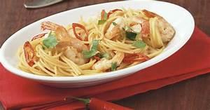 Pasta Mit Garnelen : scharfe pasta mit garnelen rezept eat smarter ~ Orissabook.com Haus und Dekorationen