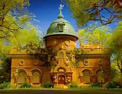 Busterfield Library Lions Between Barnaby Iii Wiki