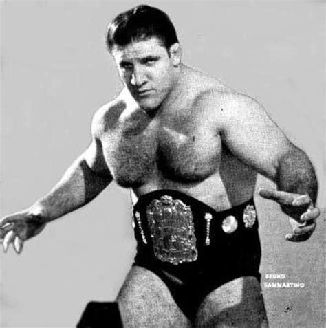 WWE Hall of Fame Class of 2013: Bruno Sammartino ? WWE