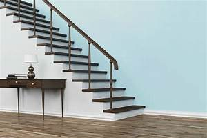 55 Beautiful Stair Railing Ideas [PICTURES and DESIGNS]