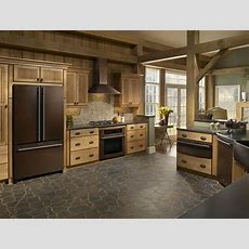 Kitchen And Residential Design Jennair's New Finish