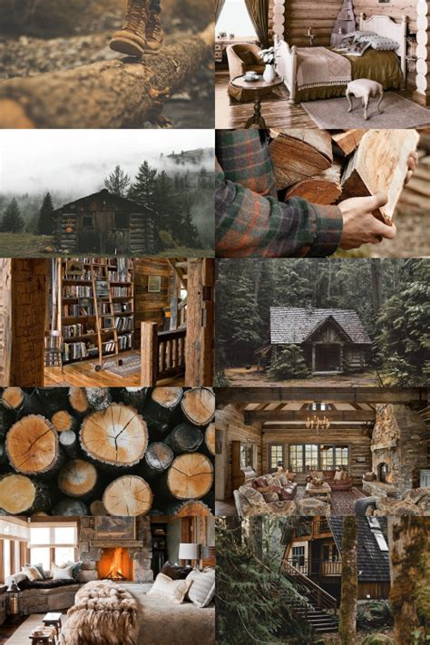 log cabin aesthetic requested  anon hang lipo