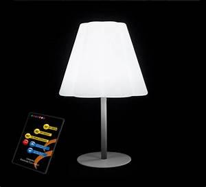 Lampe Chevet Sans Fil : lampe de table led h58cm sans fil rechargeable 79 salon ~ Dailycaller-alerts.com Idées de Décoration