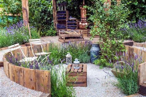 Tipps Für Den Garten by 25 Sch 246 N Lager Baumstamm Dekorieren Garten