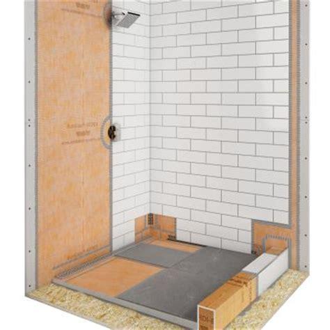shower  linear drain schlutercom