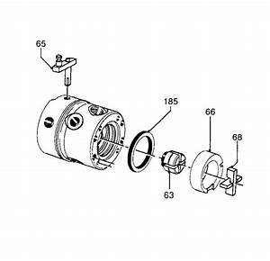 Cav Dpa  Dpc  Dps And Dp200 Transfer Pump Liner Seal