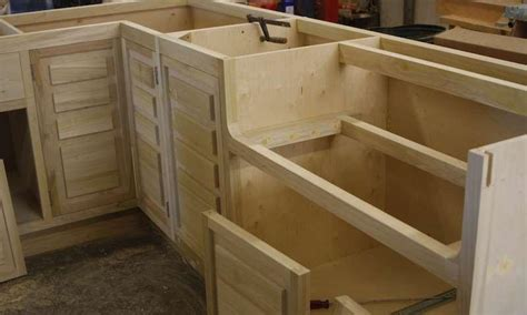kitchen cabinets with drawers we built custom kitchen and bathroom cabinets the same way 6468