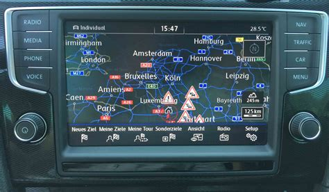 navigationssystem discover media ᐅ discover pro vw navi mit 9 2 zoll touchscreen 2018