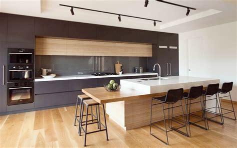modern timber kitchen designs современные кухни кухни модерн в киеве 7777
