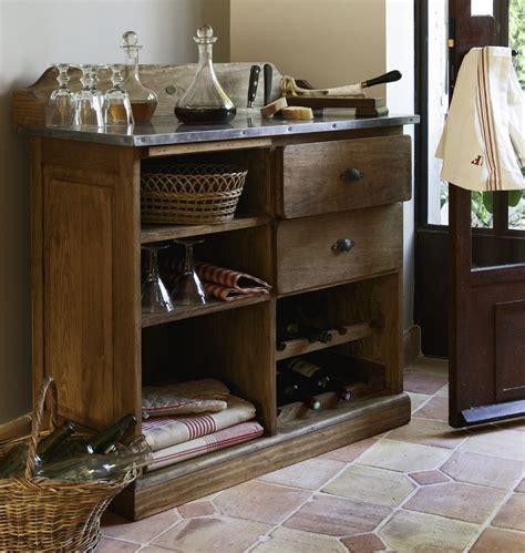 meuble de cuisine en bois comptoir de famille photo 16 20