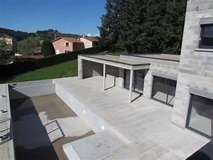 Pool House Toit Plat : toit plat v g talis pour cette belle maison contemporaine ~ Melissatoandfro.com Idées de Décoration