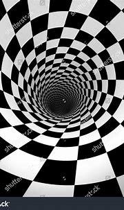 Black White Spiral 3d Stock Illustration 170234243 ...
