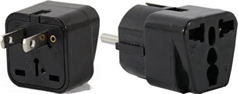 Peru Travel Adapter Plug For Usa/universal To South
