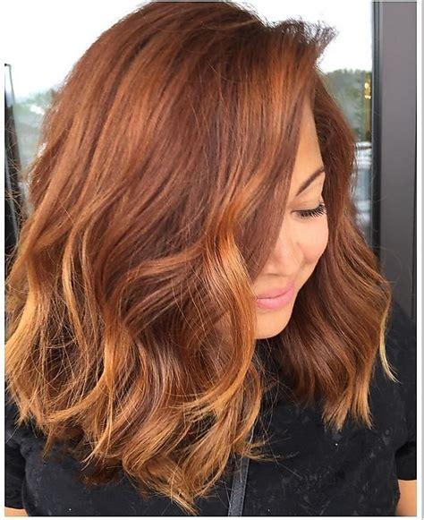 Pumpkin Spice Latte Hair Ist Der Neue Herbst Trend