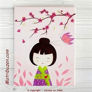 Tableau Chambre Enfant : tableau pour chambre fille visuel 7 ~ Teatrodelosmanantiales.com Idées de Décoration