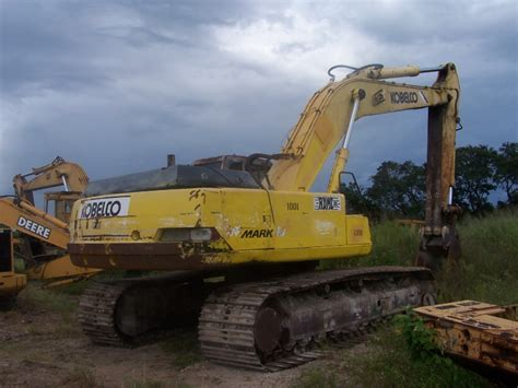 Kobelco SK400 Mark IV Parts | Heavy Equipment Parts ...